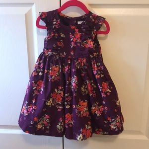 Janie & Jack 18-24 mnth Floral Dress